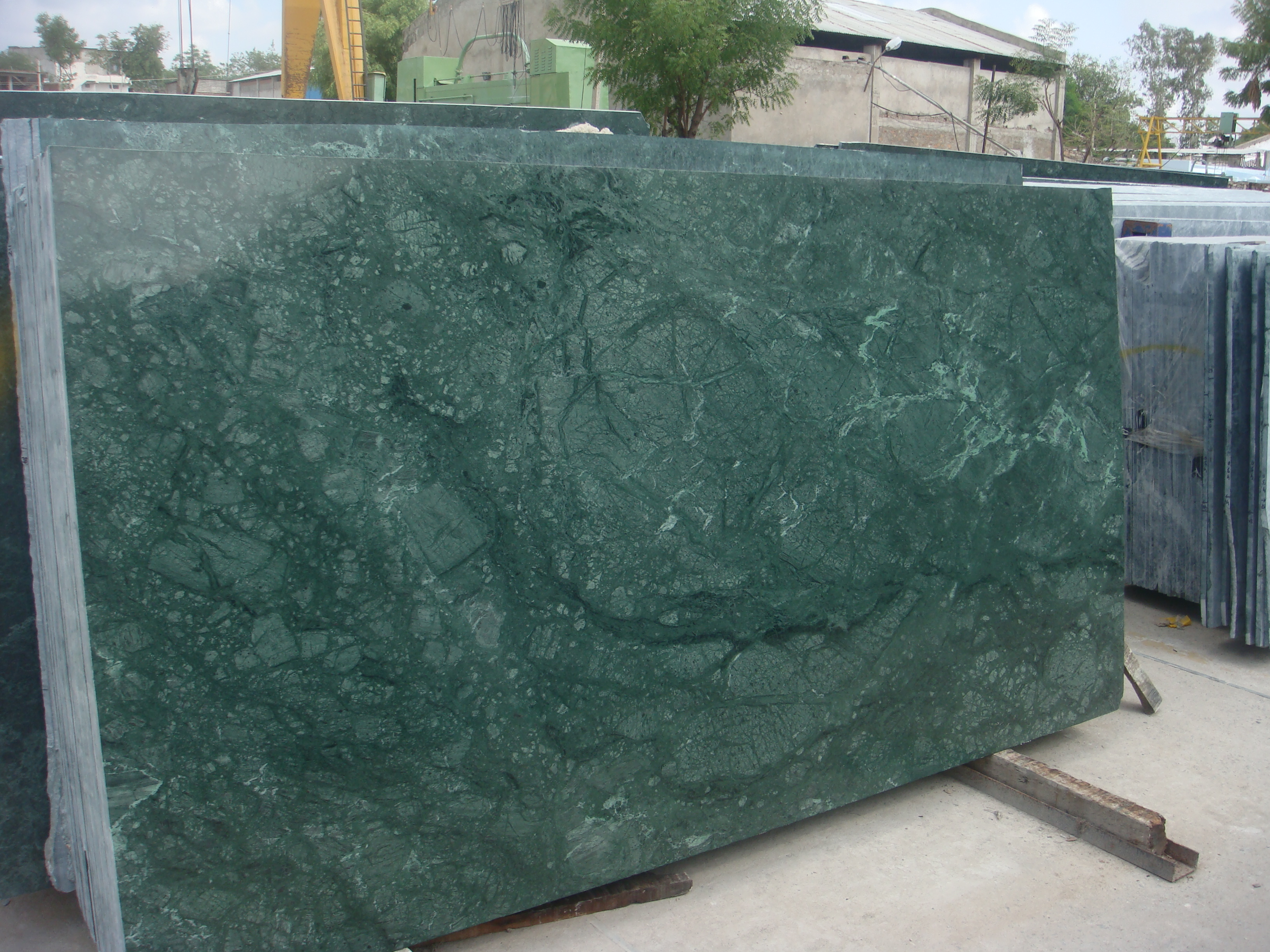 Green Marble Slab : Natural green mable for flooring stone ideas